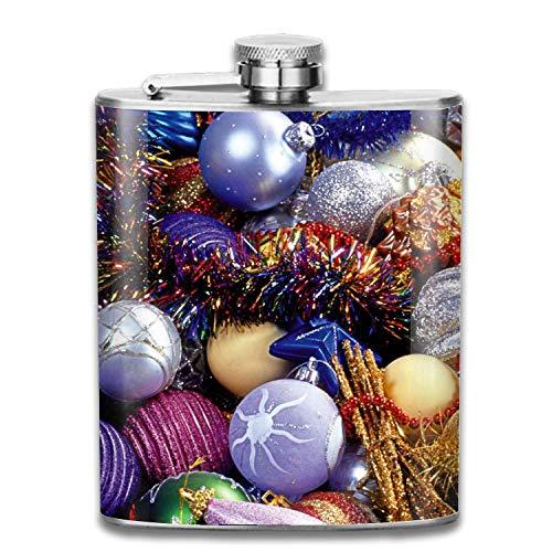 Master Flask, 7 Unzen Shot Flasks Alkohol Whiskey Geschenk für Männer ()