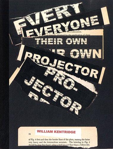 Everyone their own projector par William Kentridge