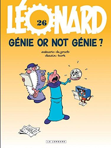 Léonard, tome 26 : Génie or not génie ?