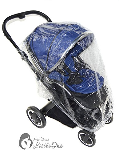 Protector de lluvia Compatible con cochecito de paseo Babyzen YoYo