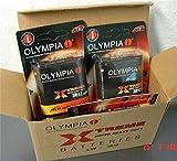 10 x Original Olympia 3R12 Batterie/Batterien 4.5 Volt, Neuware, Bitte Lesen