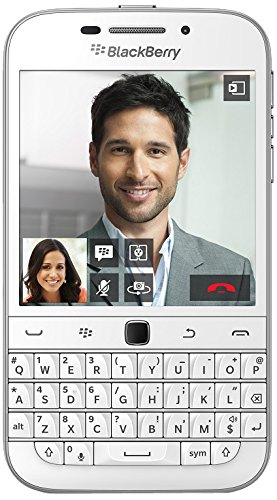 Brand New Blackberry Classic Q20 ( White Colour ) Seal Pack