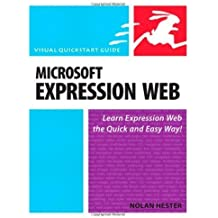 Microsoft Expression Web by Nolan Hester (2007-01-27)