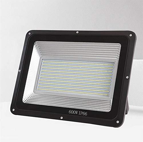 HXZ FDG Strahler Mit,Im Freien Wasserdichte Garten-Platz High Power Spotlight Baustelle Projektions-Licht (größe : 600W)