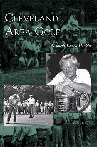 Cleveland Area Golf (Images of Sports) por Kenneth Lowell Hopkins