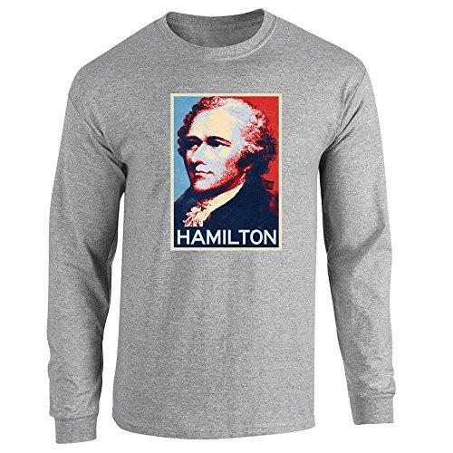 Pop Threads Herren T-Shirt, grau, 890067