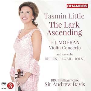 The Lark Ascending( Tasmin Little, BBC Philharmonic, Andrew Davis)] [Chandos: CHAN 10796]