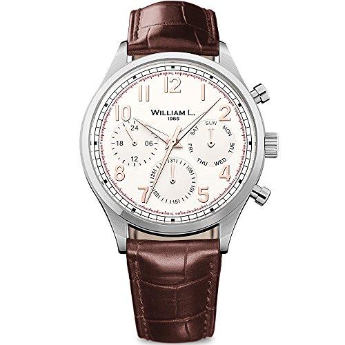 Orologio Mens - William L. WLAC03BCORCM
