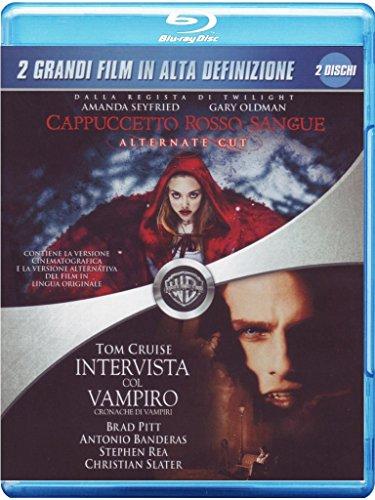 2 Grandi Film In Alta Definizone: Intervista Col Vampiro + Cappuccetto Rosso Sangue