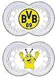 MAM 67550800 MAM Original Silikon 16+ BVB, transparent