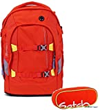Satch by Ergobag - Schulrucksack Set 2 tlg. - Tomatoo