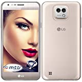 mtb more energy® Case Clear & Slim for LG X Cam (K580,