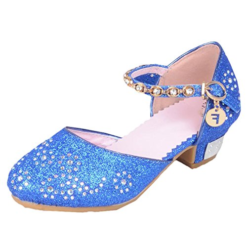 b005064d624ca9 Scothen Baby Kinder Mädchen Prinzessin Ballerinas Elegante Party Schuhe  Kinderschuh Festliche Schuhe Mädchen Studenten Lederschuhe Tanzschuhe  Schmetterling ...