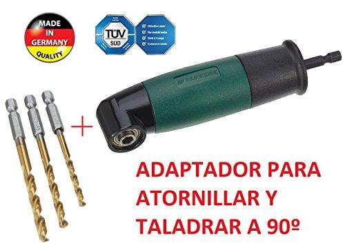 ADAPTADOR ANGULAR PARA ATORNILLAR Y TALADRAR 90º