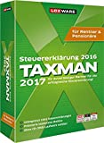 TAXMAN 2017 Rentner & Pension�re (f�r Steuerjahr 2016) Bild