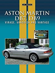 Aston Martin DB7 and DB9: Virage Vanquish Vantage