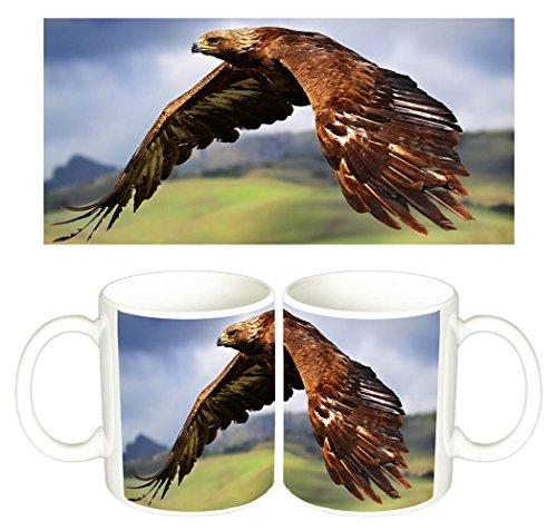 Aguila Volando Eagle Fly Free Tasse Mug