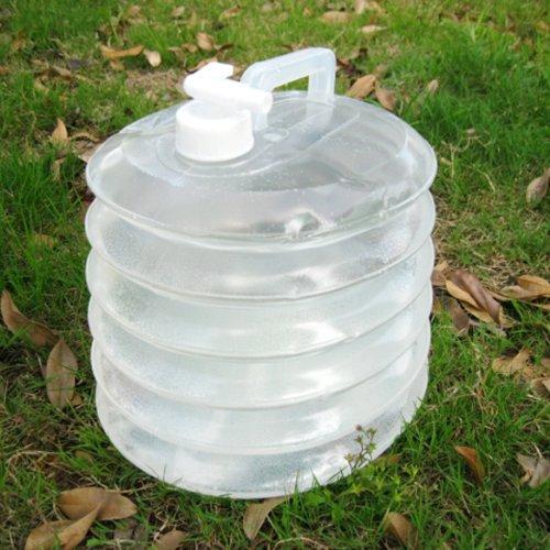 broadroot 10L Griff klappbar Wasser Eimer Flasche Container Tippen die Lagerung für Camping