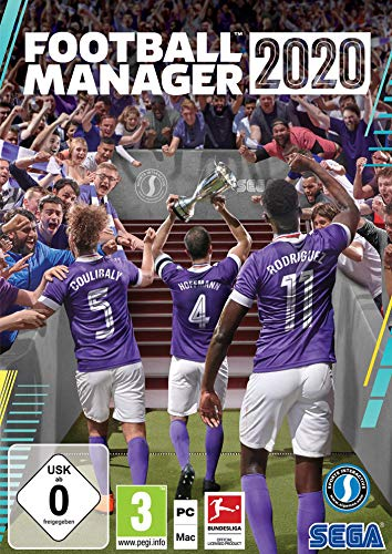Football Manager 2020 (PC) (64-Bit)