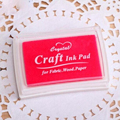 schon-diy-kunsthandwerk-gross-stempelkissen-fur-gummi-stempel-drucken-gewebe-holz-papier-pink