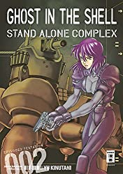 Ghost in the Shell - Stand Alone Complex 02