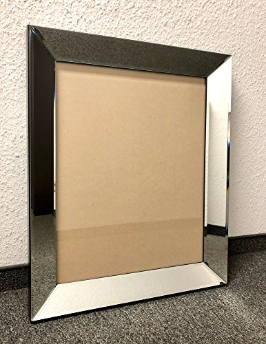 Colmore Bilderrahmen 60x50cm Spiegelrahmen Rahmen Spiegel Glas Fotorahmen Neu