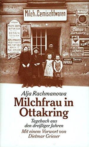 Milchfrau in Ottakring: Tagebuch aus den dreißiger Jahren