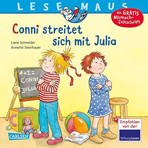 LESEMAUS 84: Conni streitet sich mit Julia (84)