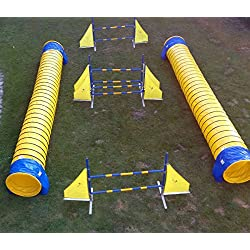 Perros Sport Agility/6combinado FUN & Action Agility Set de callieway®
