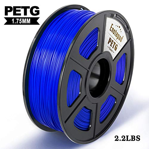 PETG 3D Printer Filament,PETG Filament 1.75mm,2.2LBS 1KG Spool,Dimensi
