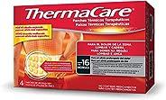 THERMACARE Parche Térmico Terapéutico - 4 parches - Para el Dolor Lumbar y Cadera - Alivio Prolongado del Dolo