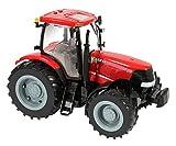 TOMY-Britains-Traktor-Case-IH-210-Puma-in-rot-hochwertiger-Kinderspielzeug-Traktor-aus-Kunststoff-Fahrzeug-fr-Kinder-mit-Licht-Soundfunktion-ab-3-Jahre