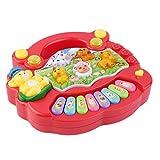ulable Baby Kids Musical Educational Farm der Tiere Klavier Entwicklung Musik Spielzeug Geschenk