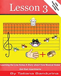 Lesson 3: A Story about How Musical Notes Got their Apartments