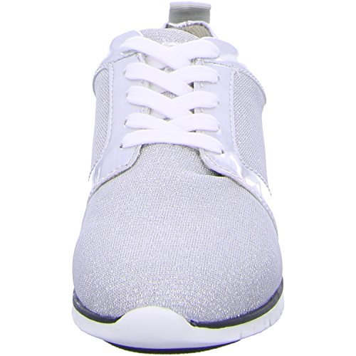BULLBOXER 173002F5T, Sneaker donna (1WHSL°white/silver)