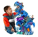 Imaginext Ultra T-Rex Ice - Fisher-Price