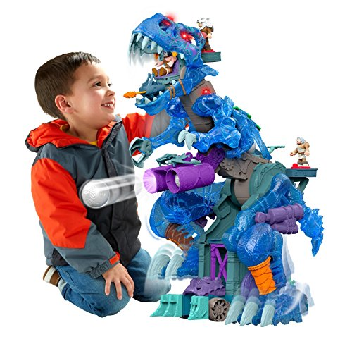 Fisher-Price Imaginext Ultra T-Rex - Ice by...