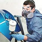 NASUM-Maschera-antipolvere-con-2-filtri-2-scatole-8-cotoniocchiali-contro-polvereparticellevaporegas-per-artigianifumigazione-di-vernicipesticidi-ecc