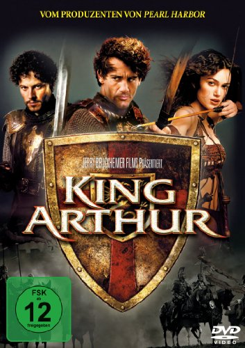 King Arthur  (Kinoversion) [Edizione: Germania]