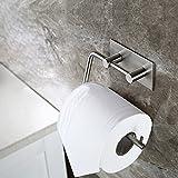 Hghmlife autoadesiva Wall Mount Paper Towel Hook, porta rotolo di carta assorbente per il tessuto in acciaio INOX gancio per bagno cucina Lavatory hotel