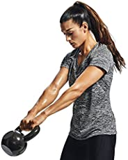 Under Armour Women's Tech Short Sleeve V-Neck Twist