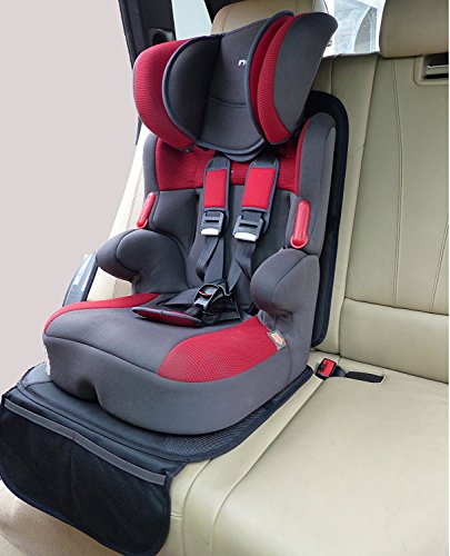 jjonlinestore car seat protector cover leather pet infant child car seat mat pad best. Black Bedroom Furniture Sets. Home Design Ideas