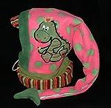LunaChild warme Mütze Schlupfmütze Schalmütze 47 48 49 50 51 Drachenmütze pink grün