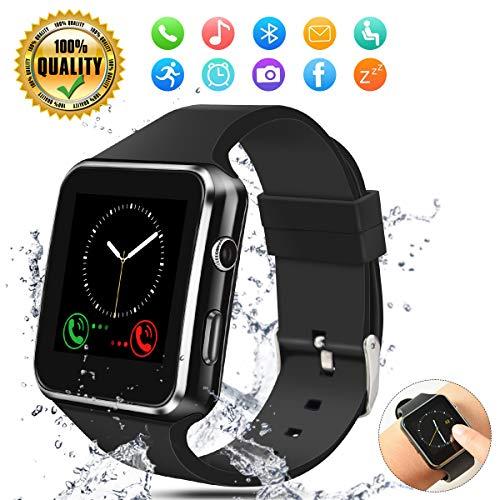 Smartwatch Reloj Inteligente Hombre Mujer niños Pulsera Actividad Inteligente Deporte Pantalla...