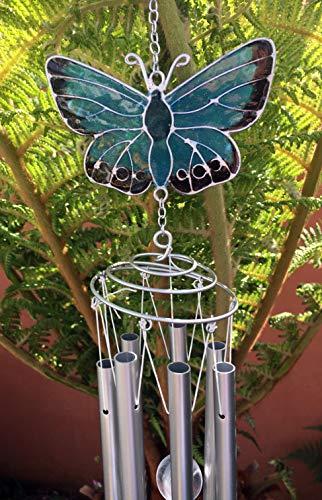 ling Metall Sonnenfänger Windspiel - Hängend Haus Garten Dekoration ()