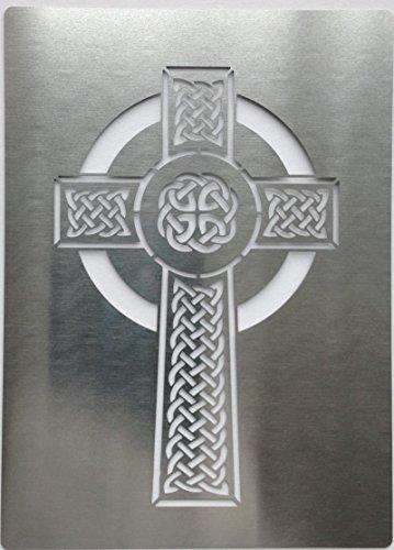 metal-monkey-celtic-cross-stainless-steel-stencil-9cm-x-59cm