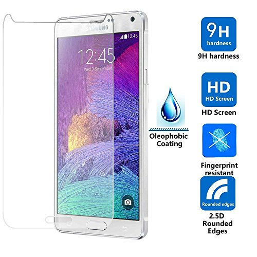 AE MOBILE ACCESSORIES AE Branded Tempered Glass 2.5D Crystal Clear 9H Curve Edge Screen Scratch Protector Guard for SAMSUNG GALAXY S4 I9500