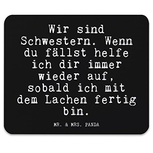 Mr-Mrs-Panda-Tapis-de-souris-Inscription-en-allemand-Nous-sommes-Infirmires-dImpression-SI-VOUS-Tombes-helfe-je-te-toujours-sur-ds-que-je-suis-avec-le-rire-prt--100-fait-main-en-caoutchouc-naturel--Mo