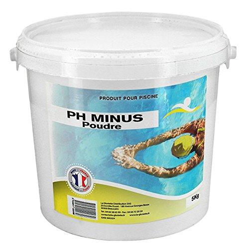 Ph Minus poudre - 5 kg de marque Swimmer - Catégorie Produits chimiques