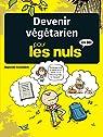 Devenir végétarien pour les Nuls en BD par Amsallem